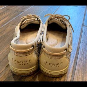 Woman's Sperry Angelfish boat shoe